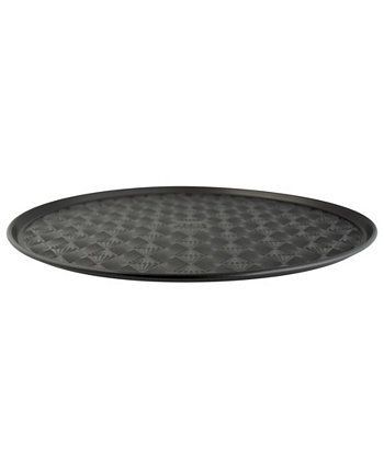 "14"" Non-Stick Metal Pizza Pan Taste of Home"