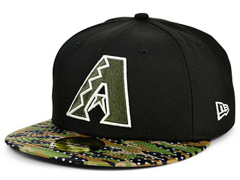 Arizona Diamondbacks Star Viz Camo 59FIFTY Cap New Era