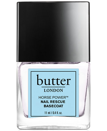 Базовое покрытие Horse Power Nail Rescue Butter LONDON