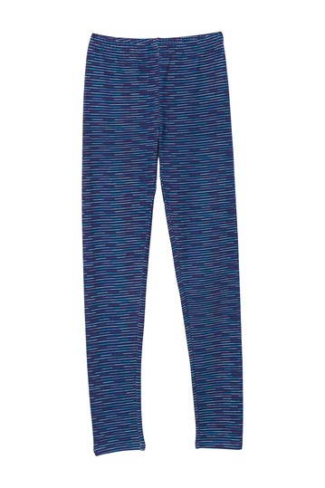 Printed Stretchy Knit Leggings (Big Girls) Eddie Bauer