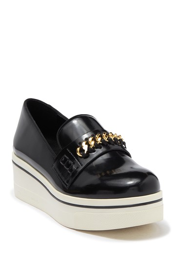 Chain Strap Platform Loafer  Stella McCartney