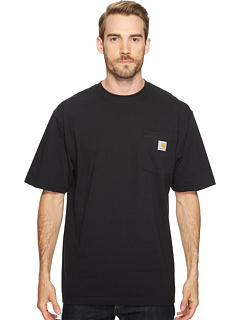 Big & Tall Workwear Pocket S/S Tee Carhartt