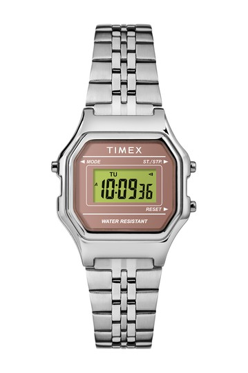 Women's Mini Digital Bracelet Watch, 27mm Timex