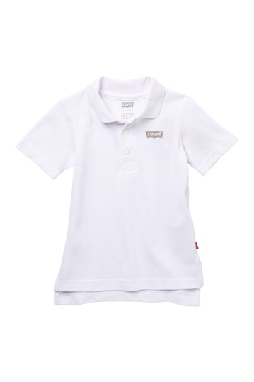 Logo Polo Shirt (Little Boys) Levi's®