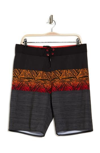 Stretch Boardshorts Burnside