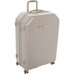 "28"" Metal Logo Hardside Upright DKNY"