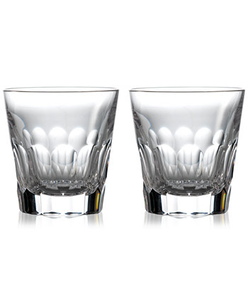 Jeff Leatham Icon Double Old-Fashioned Glasses, Set of 2 Waterford