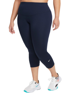 One Tights Mid-Rise Crop 2.0 (размеры 1X-3X) Nike