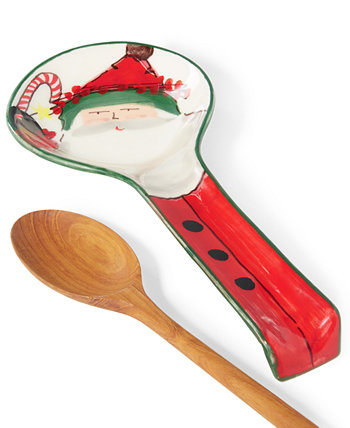 Old St. Nick Spoon Rest, Created for Macy's VIETRI