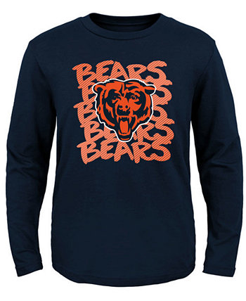 Chicago Bears Graph Repeat T-Shirt, Toddler Boys (2T-4T) Outerstuff