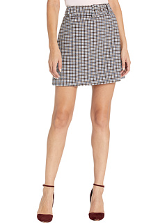 Мини-юбка Pop Houndstooth Kate Spade New York