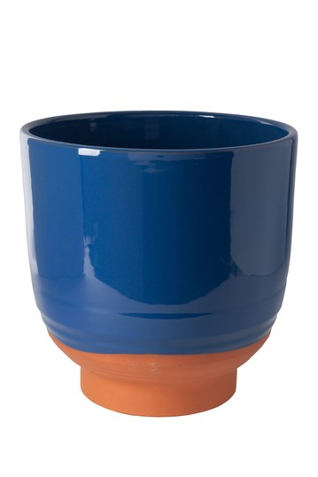 """10"""" Navy Planter Home Essentials and Beyond"""