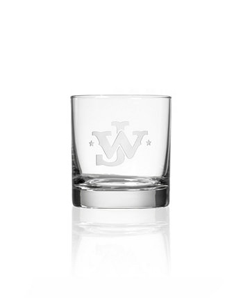 John Wayne Jw On The Rocks 11Oz - Set Of 4 Glasses Rolf Glass