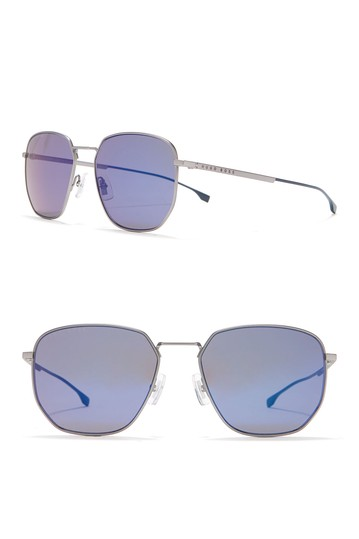 58mm Aviator Sunglasses BOSS Hugo Boss