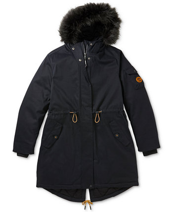 Mt Kelsey Sherpa-Lined Hooded Parka Timberland