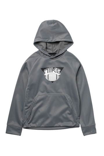 Therma Pullover Training Hoodie (Big Boys) Nike