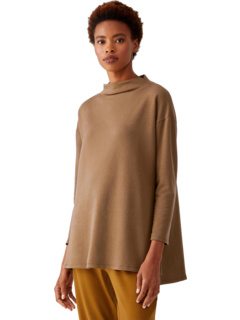 Funnel Neck Tunic Eileen Fisher