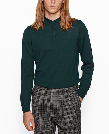 BOSS Men's Bono Regular-Fit Sweater BOSS Hugo Boss