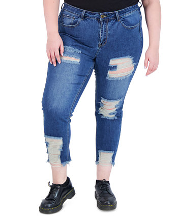 Trendy Plus Size Dream High-Rise Skinny Jeans Gogo Jeans
