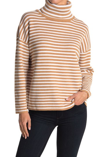 Ribbed Cowlneck Sweater French Connection