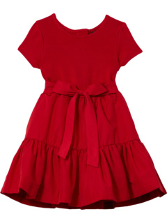 Woven Fit-and-Flare Dress (Toddler) Ralph Lauren