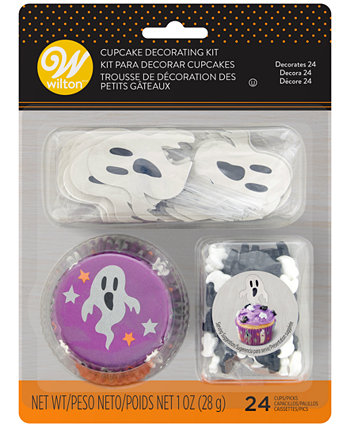 Ghost Cupcake Decorating Kit Wilton