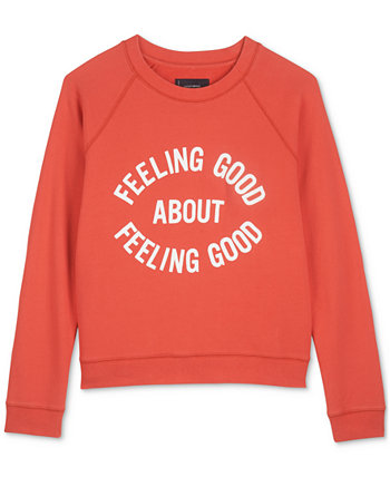 Толстовка Feeling Good Lucky Brand