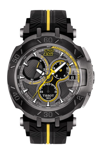 Men's T-Race Luthi 2017 Sport Watch, 47.2mm Tissot