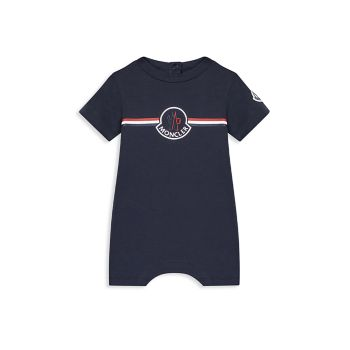 Baby's Pagliaccetto Romper Moncler