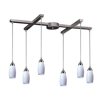 Milan Collection - Simply White ELK Lighting