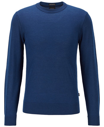 BOSS Men's Micolai Wool-Blend Sweater BOSS Hugo Boss