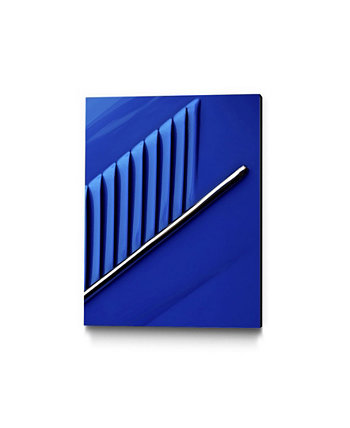 """14"""" x 11"""" Louvers Museum Mounted Canvas Print Giant Art"""