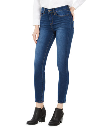 Petite High Rise Ankle Jeans, Created for Macy's Style & Co