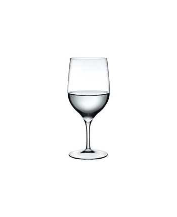 Dimple Water Glass, Set of 2 Nude Glass