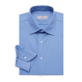Modern-Fit Dress Shirt Canali