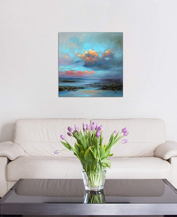 """Hebridean Light I"" by Scott Naismith Gallery-Wrapped Canvas Print (26 x 26 x 0.75) ICanvas"