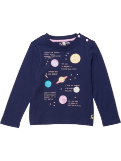 Penlow Glow In The Dark T-Shirt (Toddler/Little Kids/Big Kids) Joules Kids