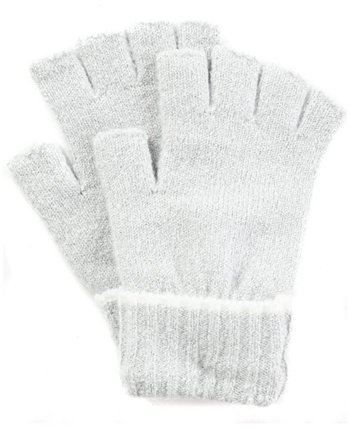Ribbed Tipped Fingerless Gloves, Created for Macy's Style & Co