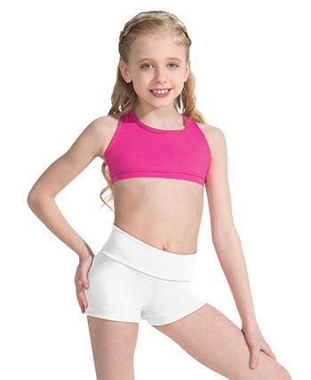 Big Girls Fold Over Boy короткие Capezio