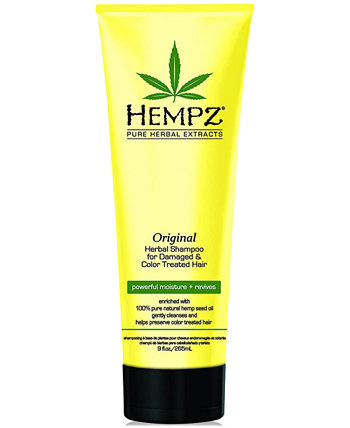 Original Herbal Shampoo, 9-oz., from PUREBEAUTY Salon & Spa Hempz