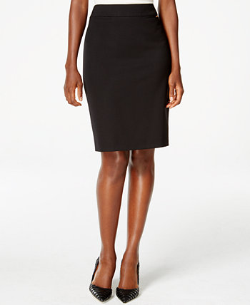 Solid Pencil Skirt Tahari by ASL