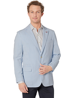 Seersucker Blazer Vineyard Vines