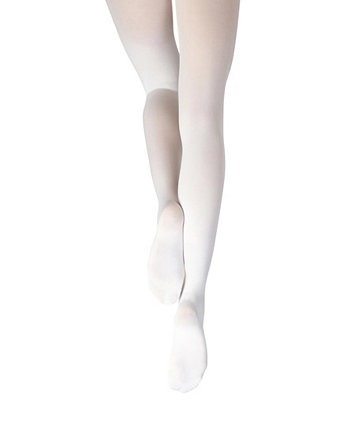Hold & Stretch Plus Size Footed Tight Capezio