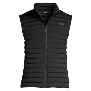 Packable Stretch Down Vest The North Face
