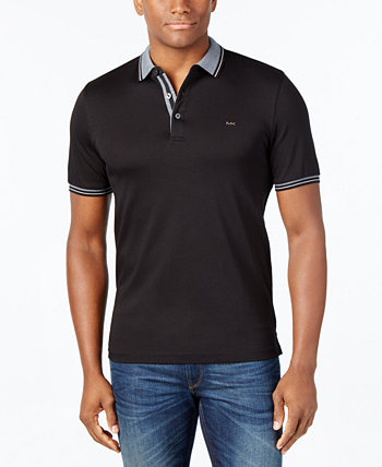 Men's Liquid Cotton Greenwich Polo Shirt Michael Kors