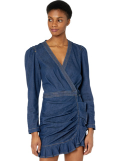 Pleated Hem Dress 7 For All Mankind