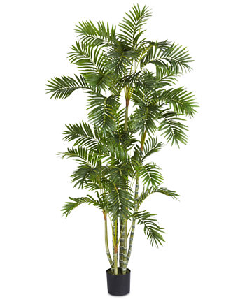6' Artificial Areca Palm Tree NEARLY NATURAL