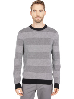 Textured Crew Sweater Ben Sherman