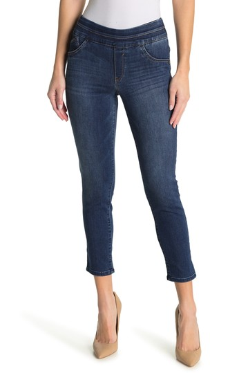 Ab Tech Pull On Skinny Jeans (Petite) Democracy