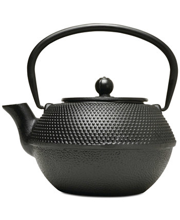 CLOSEOUT! Cast Iron Black 36-Oz. Teapot Primula
